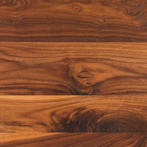 American Black Walnut - Wide Stave Worktop - Nature Grade