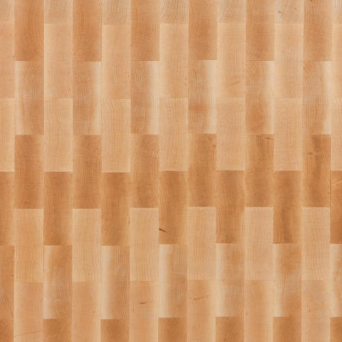 Wide Stave End Grain - Maple