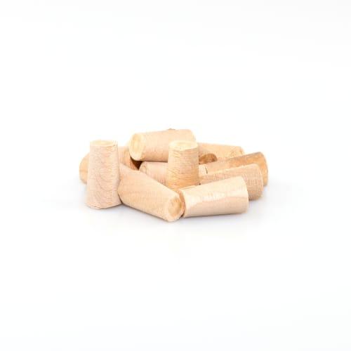 Cross Grain Maple Tapered Plugs - Box of 100