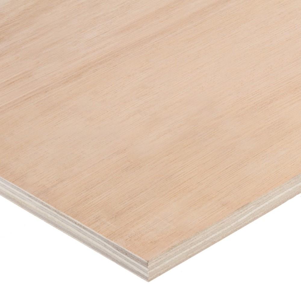 Plywood - Far Eastern - 1220 x 605 x 3.6mm