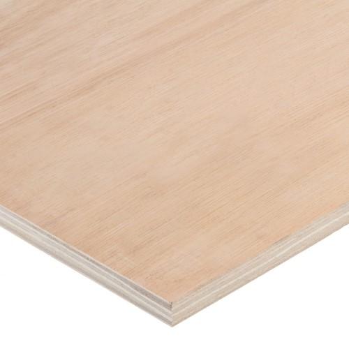 Plywood - Far Eastern - 1220 x 605 x 5.5mm