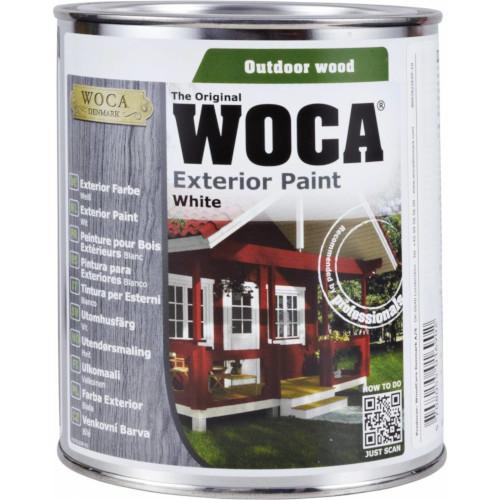 Woca Exterior Paint White