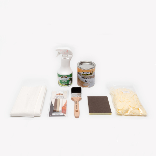 Maintenance Pack for Solid Wooden Worktops