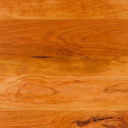 Wide Stave Worktop - American Black Cherry Character Grade -