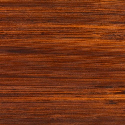 Wide Stave Worktop - Zebrano Nature Grade -