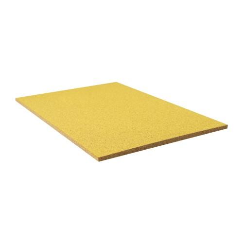 2018 Yellow Cork Sheet - 1000 x 500 x 6mm