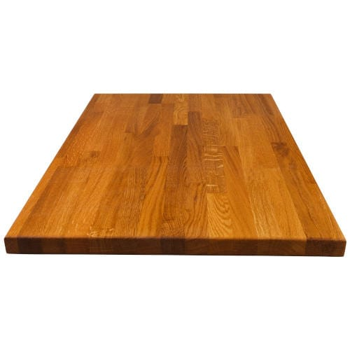 Block Style Worktop - Prime Oak
