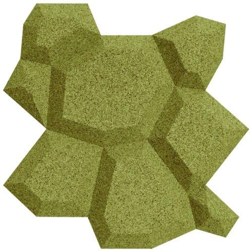 Muratto Organic Blocks - Beehive  - Olive
