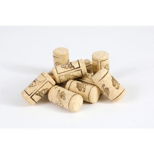 Micro Agglomerated Wine Corks