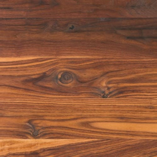 Wide Stave Worktop - American  Black Walnut Character Grade