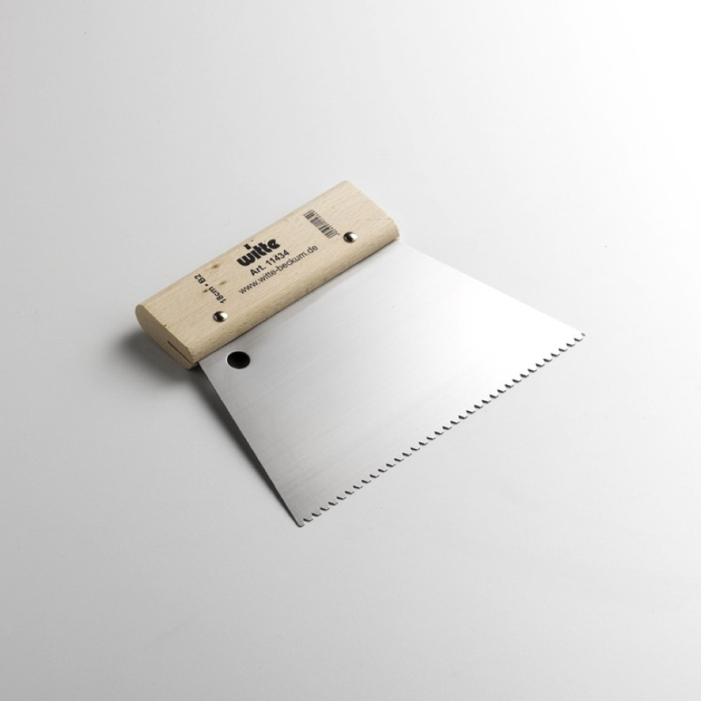 Adhesive Trowel for Cork a Bond