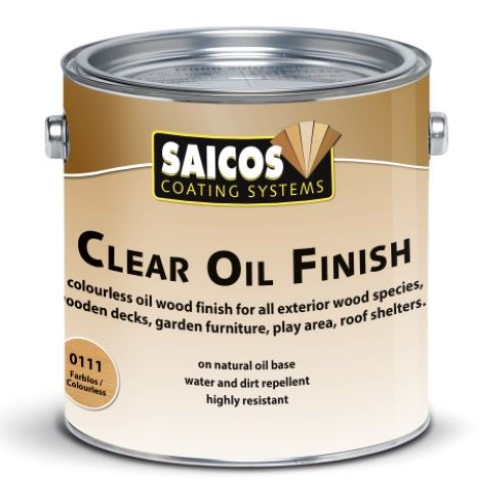 Saicos - Clear Oil Finish