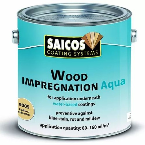 Saicos - Wood Impregnation Aqua