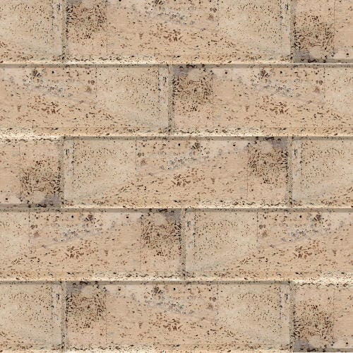 Muratto Bevelled Cork Bricks