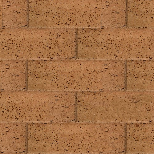 Muratto Bevelled Cork Bricks - Natural