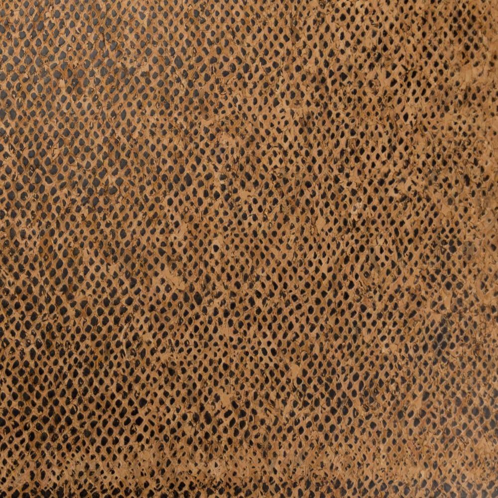 DesignCork Fabric - Snake