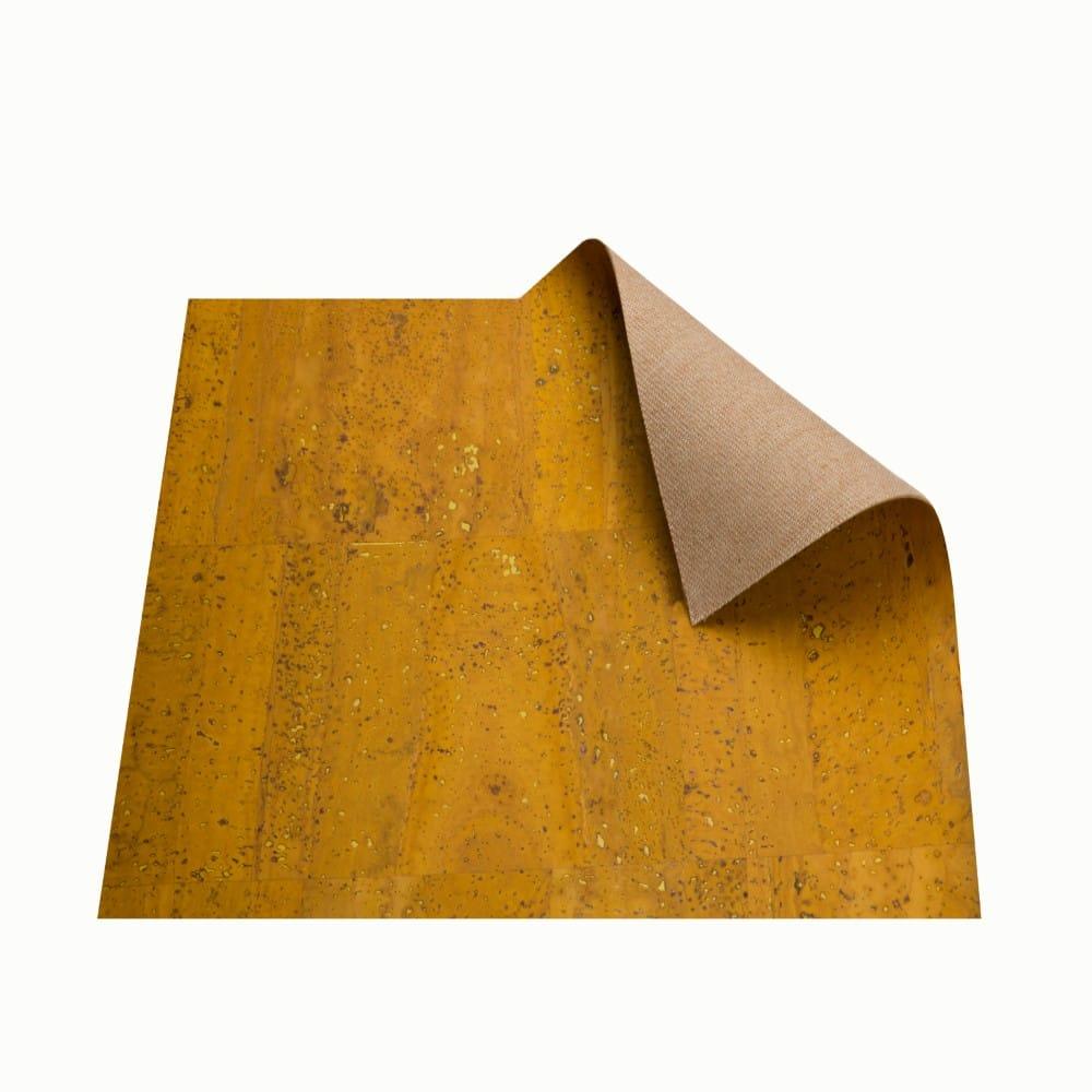 DesignCork Fabric - Yellow