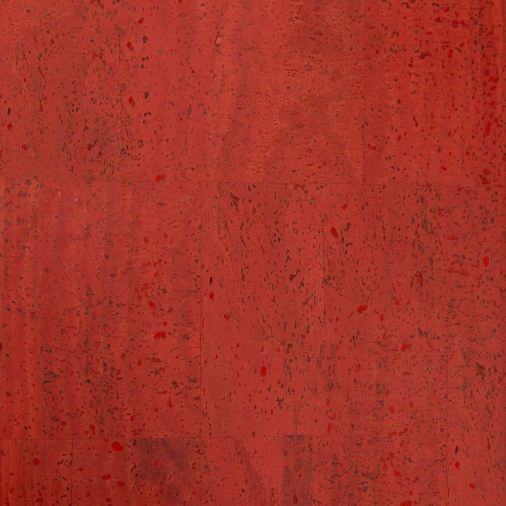 DesignCork Fabric - Red