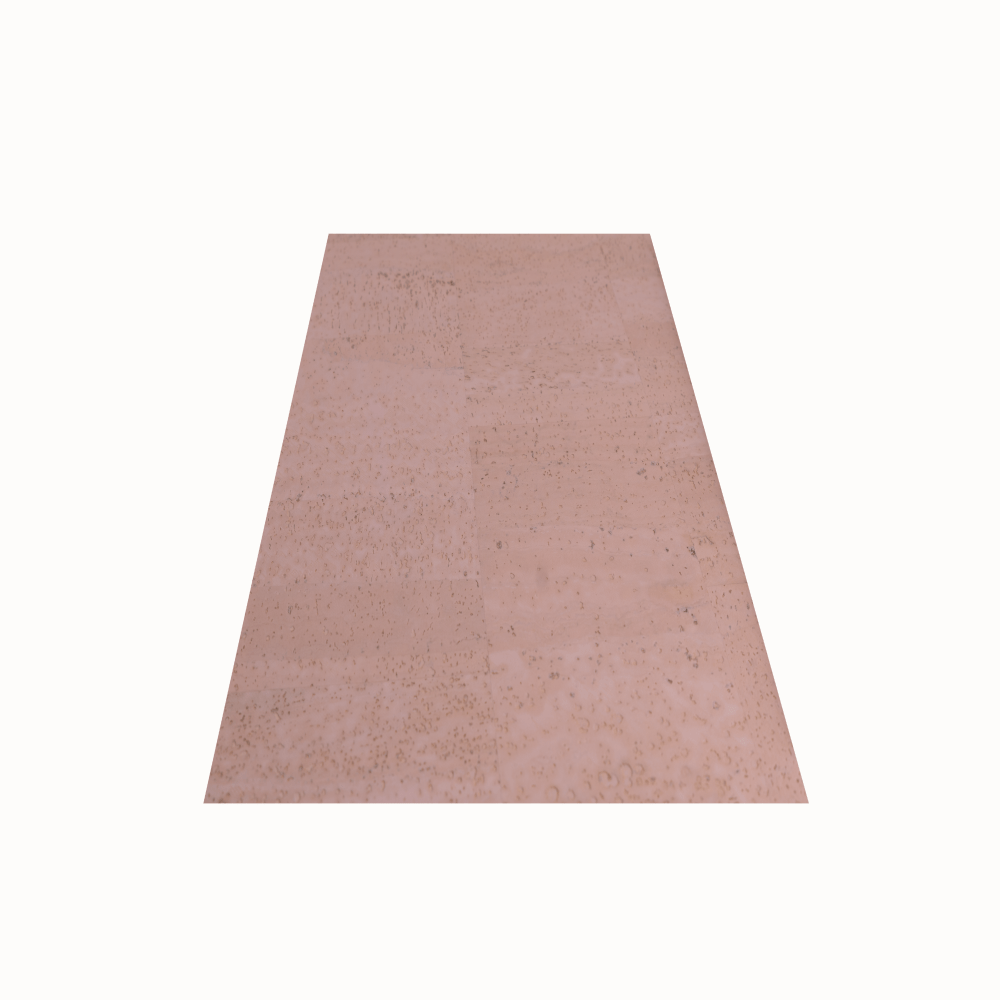DesignCork Fabric - Light Pink