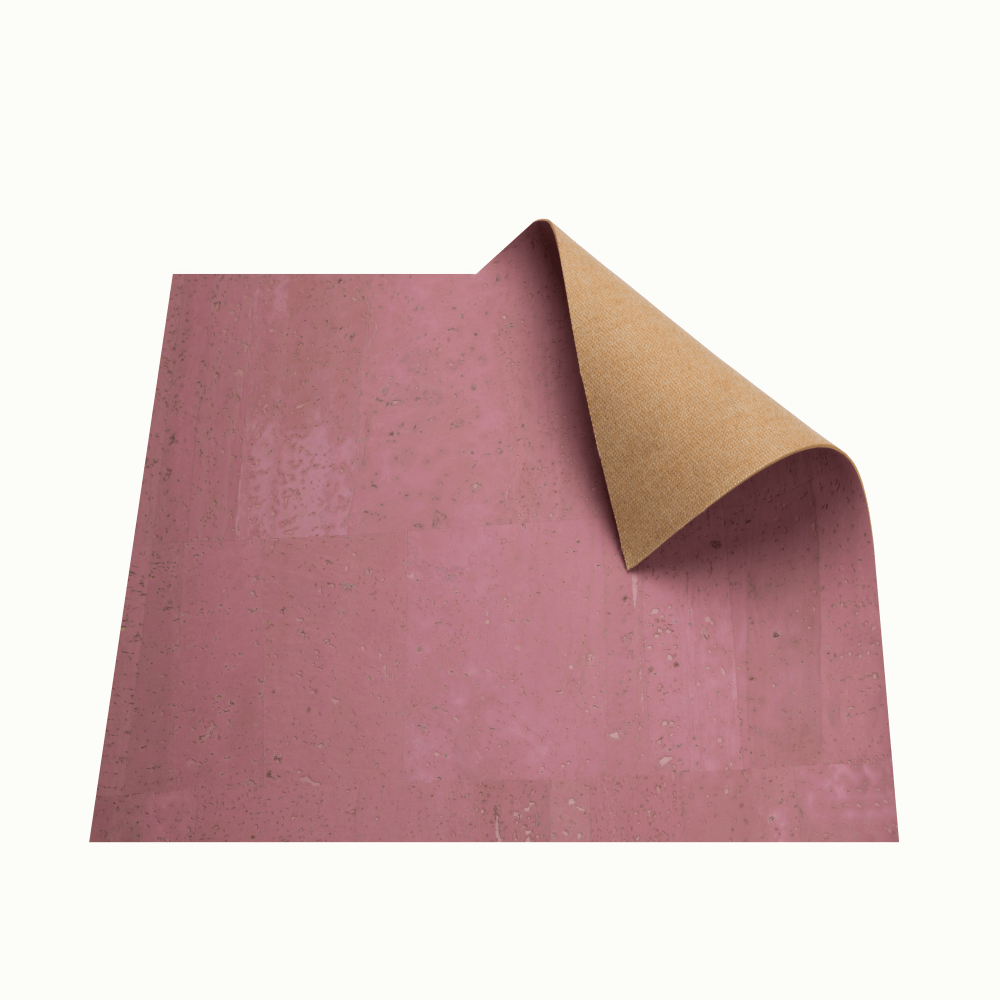 DesignCork Fabric - Dusty Pink