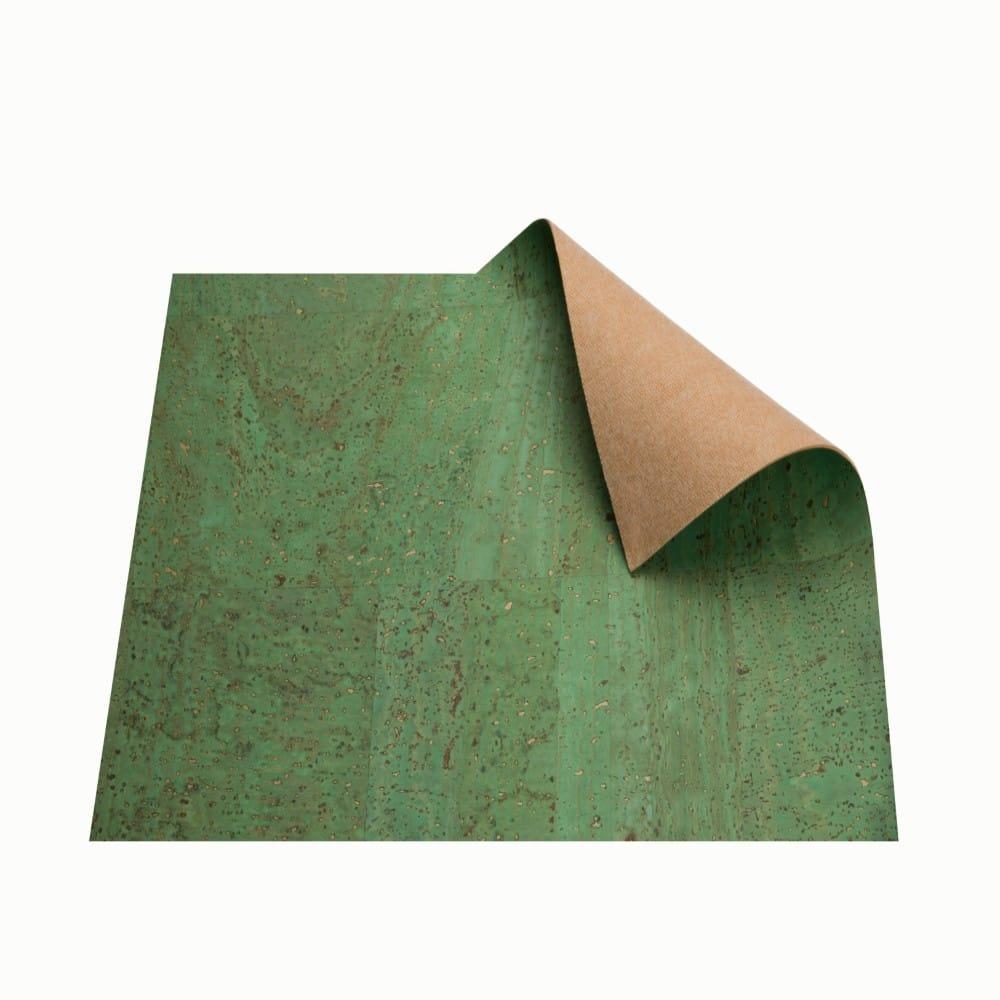 DesignCork Fabric - Green
