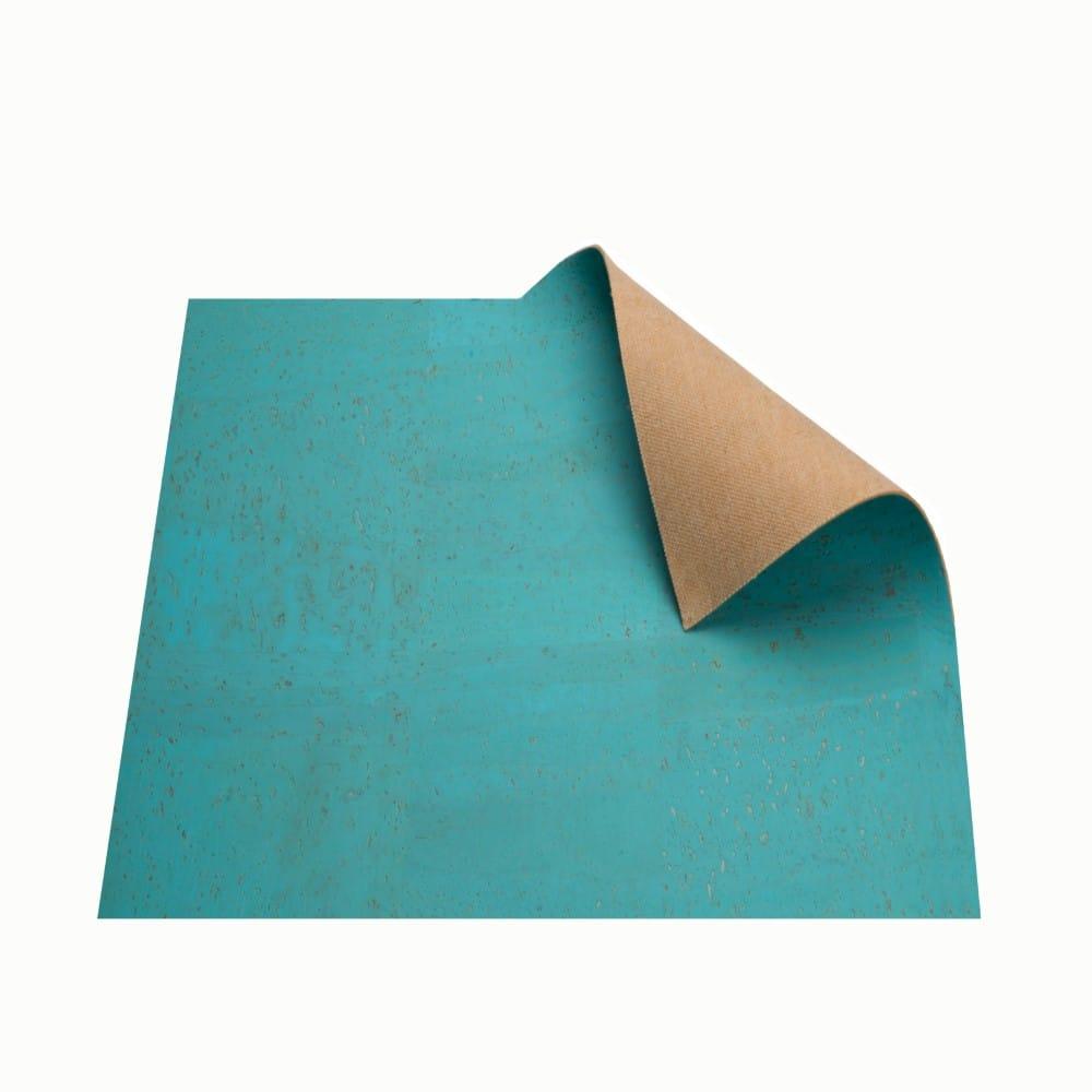 DesignCork Fabric - Ocean Blue
