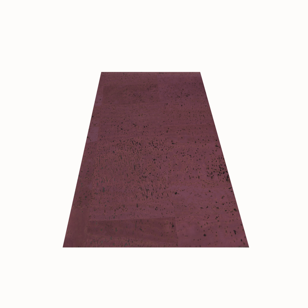 DesignCork Fabric - Purple