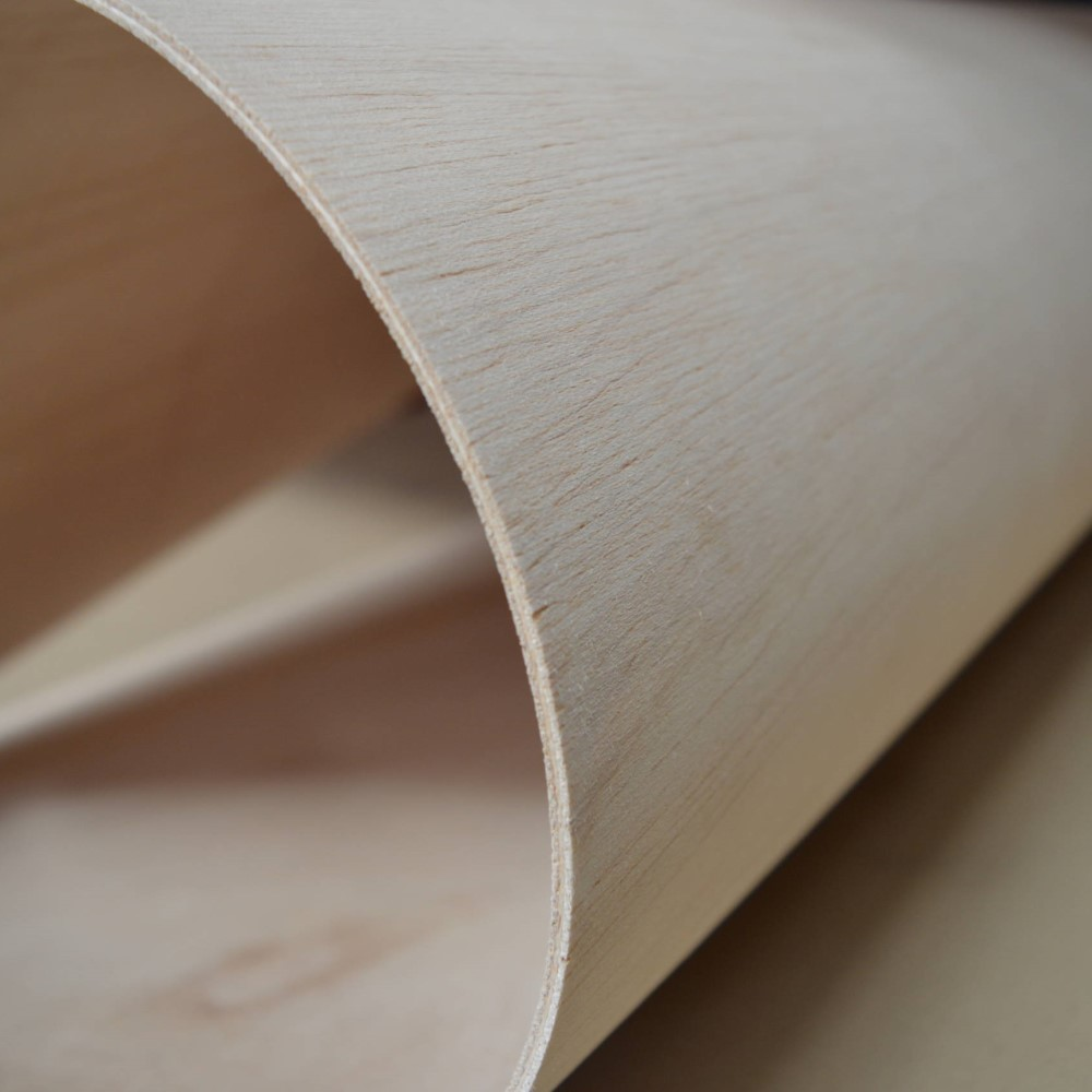 Plywood - Flexible - Long Grain - 2440 x 1220 x 3.6mm