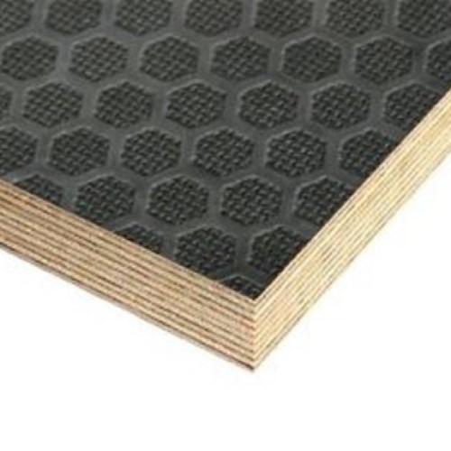 Plywood - Birch - Brown Phenolic Coated - 2440 x 1220 x 18mm
