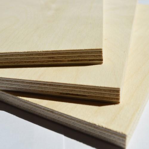 Plywood - Birch - S+/BB - 2440 x 1220 x 9mm