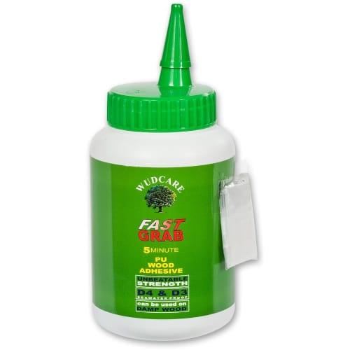 Wudcare Fast Grab 5 Minute Adhesive - 1 Litre