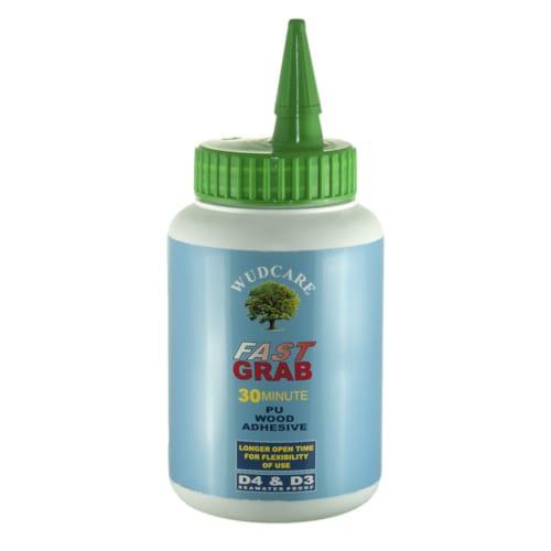 Wudcare Fast Grab 30 Minute Adhesive - 1 Litre