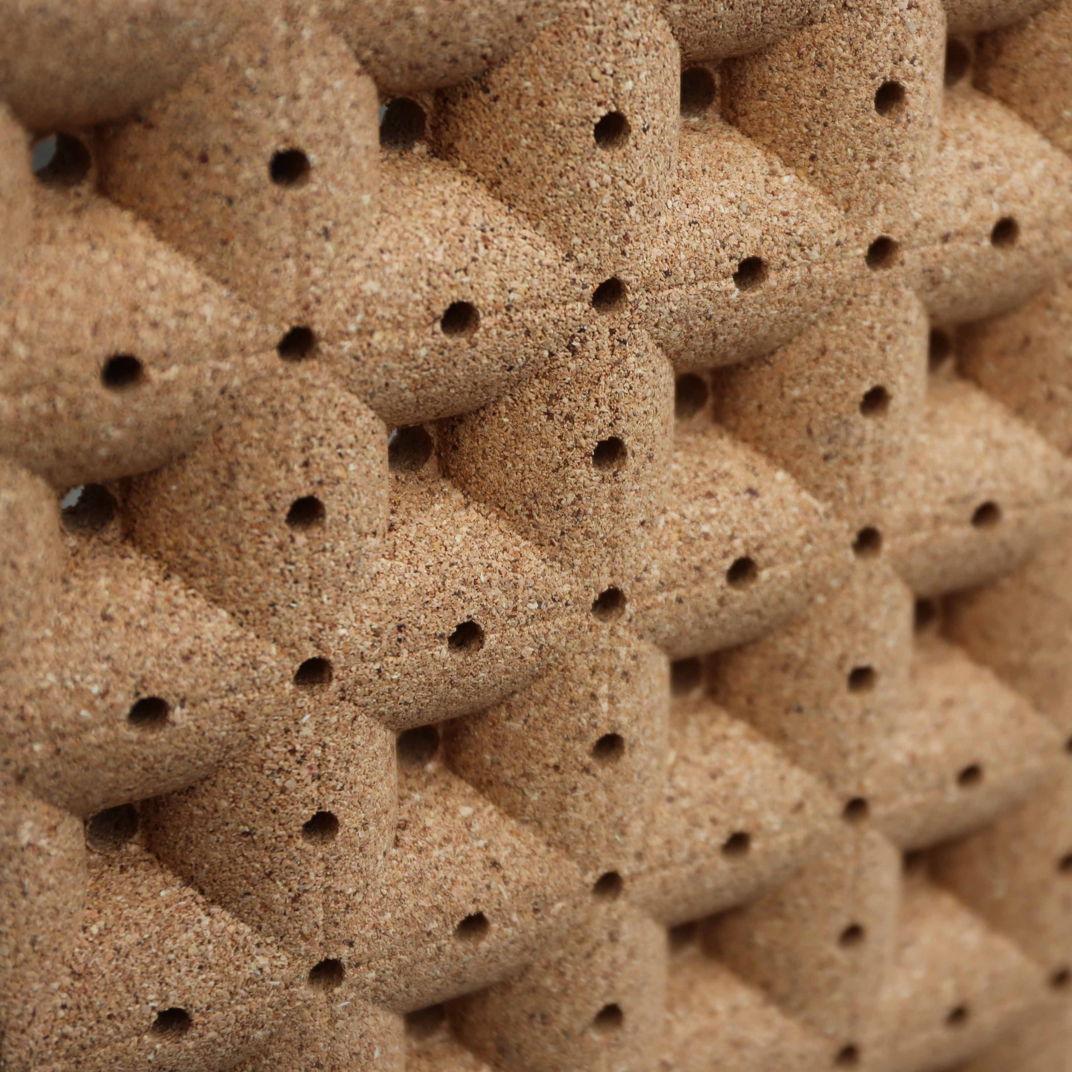 Muratto Organic Blocks - Undertone - Bordeaux