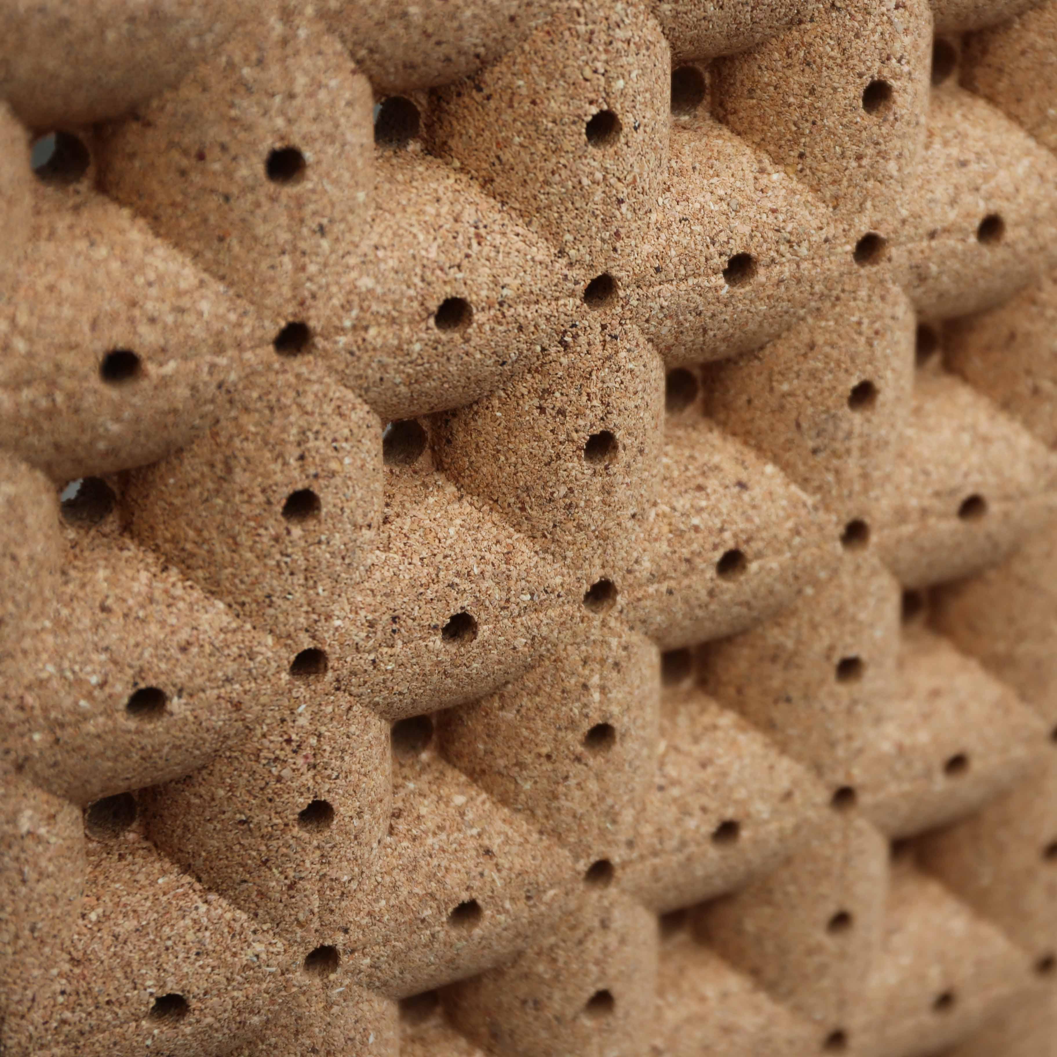 Muratto Organic Blocks - Undertone - Blue