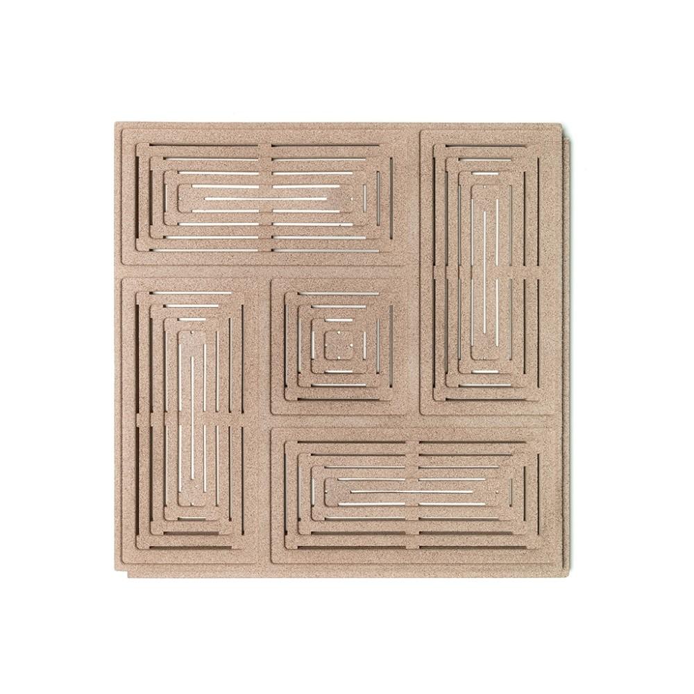 Muratto Organic Blocks - Buzzer - Ivory