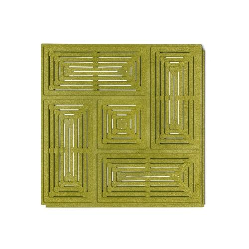 Muratto Organic Blocks - Buzzer - Olive