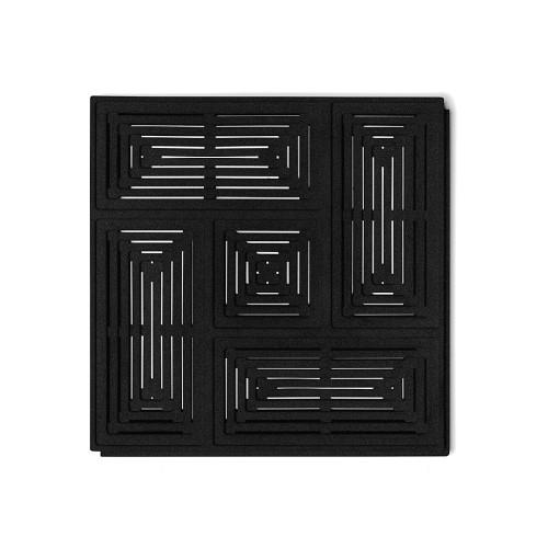 Muratto Organic Blocks - Buzzer - Black