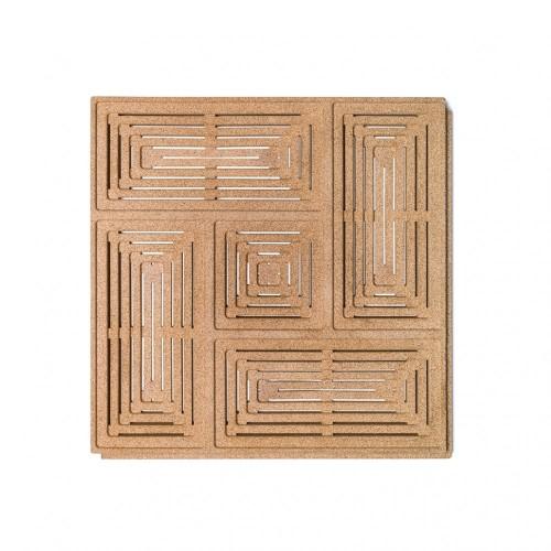 Muratto Organic Blocks - Buzzer - Natural
