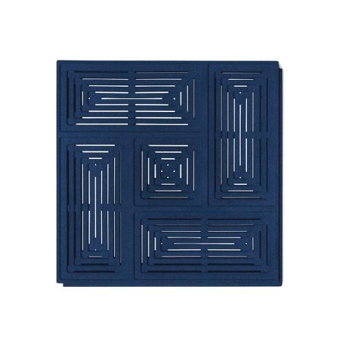 Muratto Organic Blocks - Buzzer - Blue