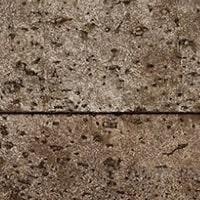 Muratto Bevelled Cork Bricks - Brown Silver