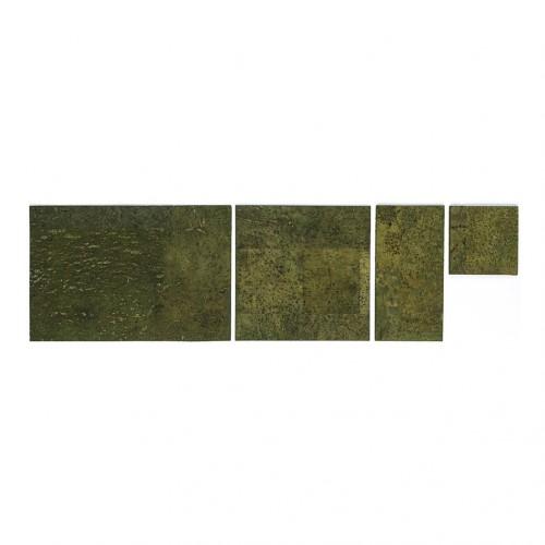 Muratto Cork Bricks - Grand - Green
