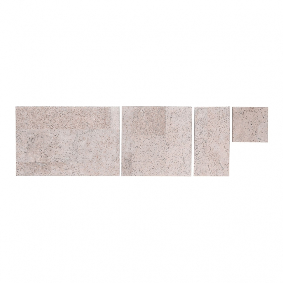 Muratto Cork Bricks - Grand - Heart Wood