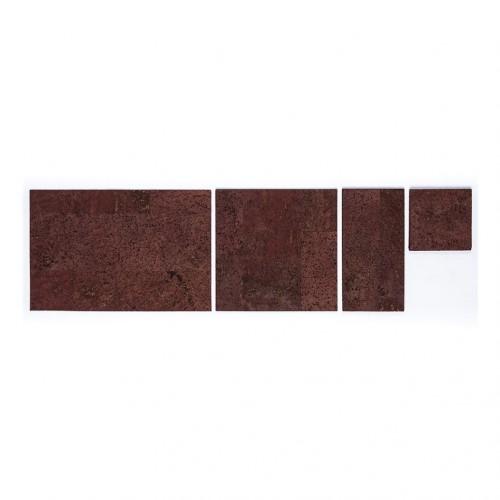 Muratto Cork Bricks - Grand - Terracotta
