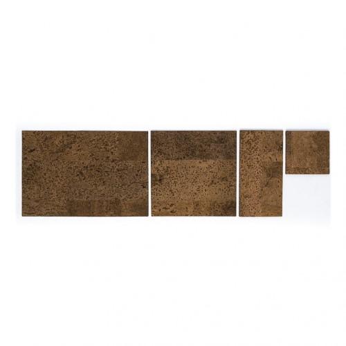 Muratto Cork Bricks - Grand - Brown