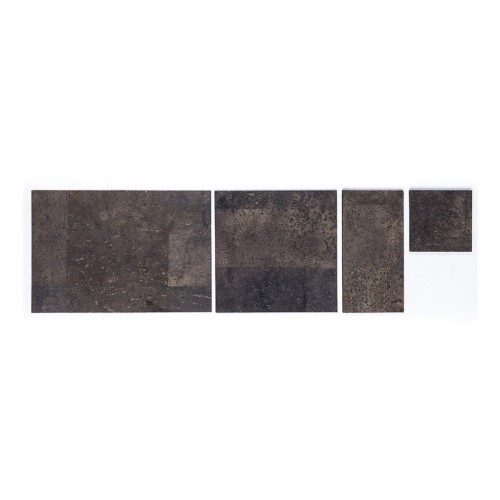 Muratto Cork Bricks - Grand - Grey