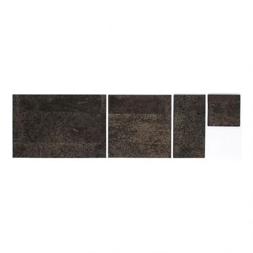 Muratto Cork Bricks - Grand - Black
