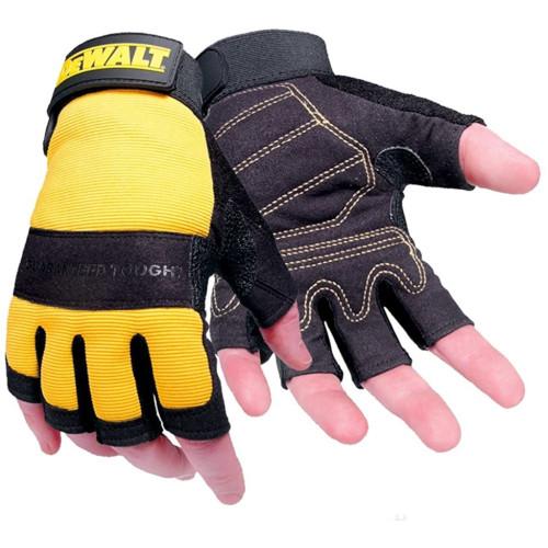 Dewalt Open Finger Performance Gloves DPG23 - Size 10