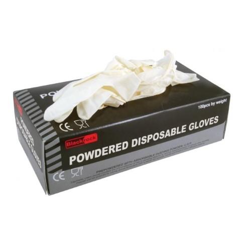 Blackrock Powdered Disposable Gloves