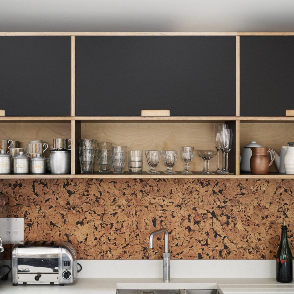 Puretree Cork Wall Tiles Rustic