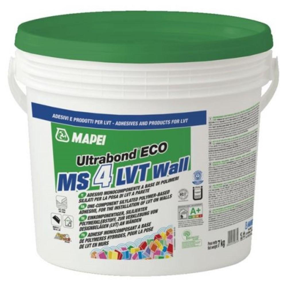 Mapei Ultrabond Eco MS4 LVT Wall - 7 Kg